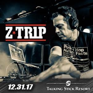 Z-Trip on 12/31/17
