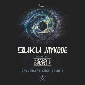 Buku + Jaykode on 03/31/18