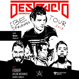 Destructo on 02/10/18