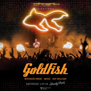 GoldFish - Sightings: On the Road to Phoenix Lights on 01/27/18