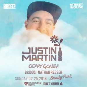 Justin Martin on 02/25/18