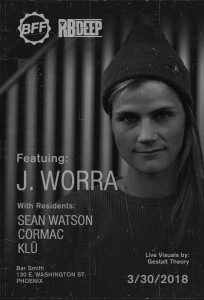 J. Worra at BFF on 03/30/18