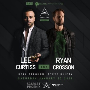 Lee Curtiss & Ryan Crosson on 01/27/18