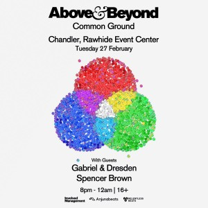 Above & Beyond: Common Ground on 02/27/18