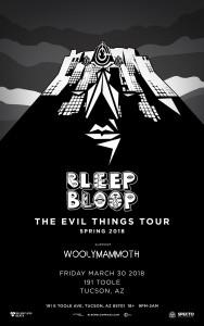 Bleep Bloop on 03/30/18