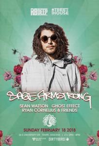 Sage Armstrong on 02/18/18