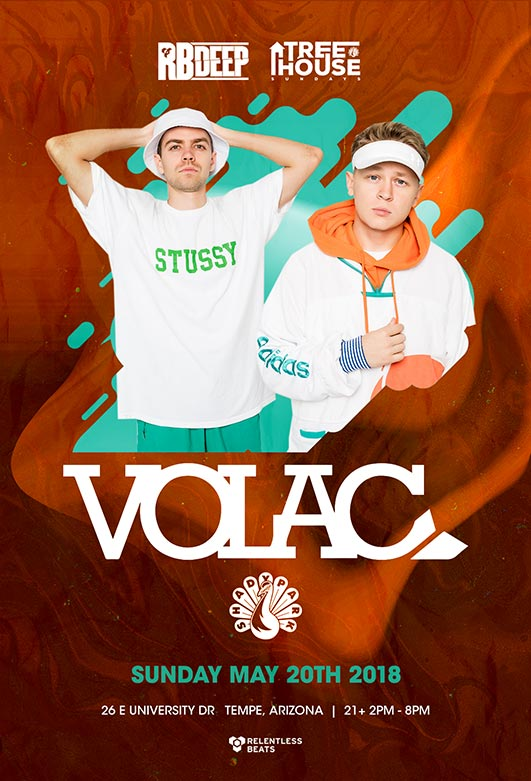 Flyer for Volac