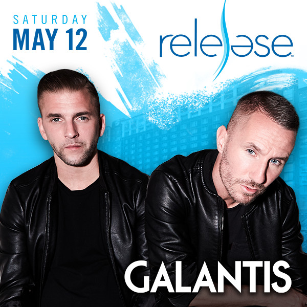 Flyer for Galantis