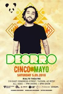 Deorro on 05/05/18