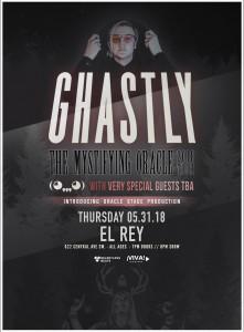 Ghastly on 05/31/18
