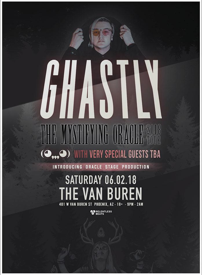 Flyer for Ghastly