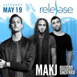 Makj & Sultan + Shepard on 05/19/18