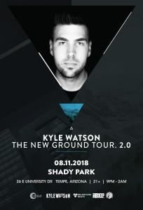 Kyle Watson on 08/11/18