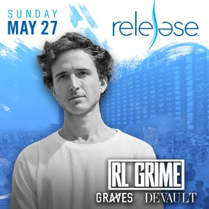 RL Grime on 05/27/18