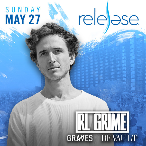 Flyer for RL Grime