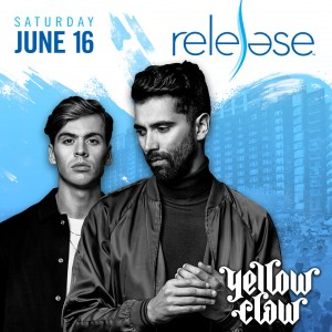 Yellow Claw on 06/16/18