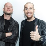 Ollee Corneer and Stefan Engblom of Dada Life at the Spring Awakening music festival Soldier Field, ChicagoJune 13, 2015. | James Foster/for Sun-Times Media