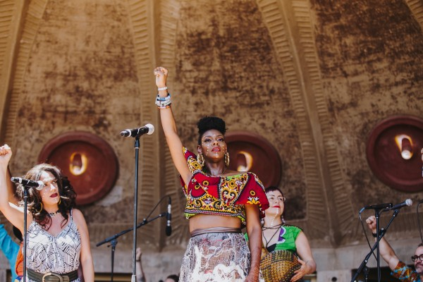 Phoenix Afrobeat Orchestra_ FORM FESTIVAL - Brittany NO FOMO173