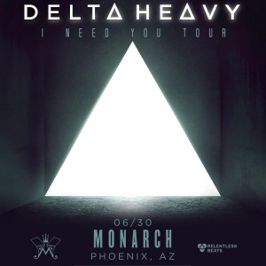 Delta Heavy on 06/30/18