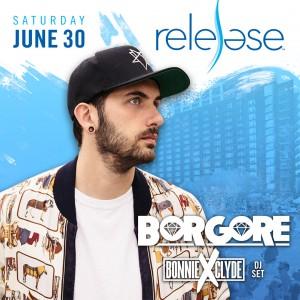 Borgore + Bonnie x Clyde (DJ Set) on 06/30/18