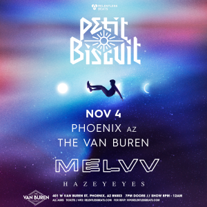 Petit Biscuit on 11/04/18