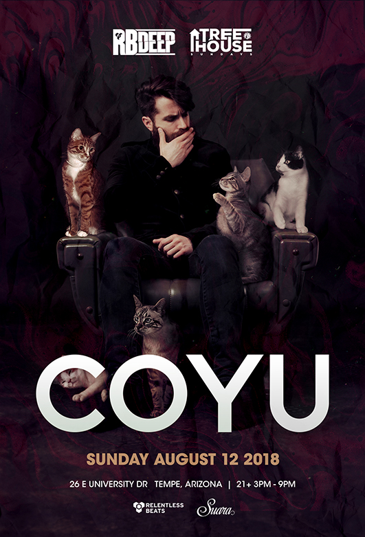 Flyer for Coyu