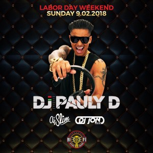 Pauly D on 09/02/18