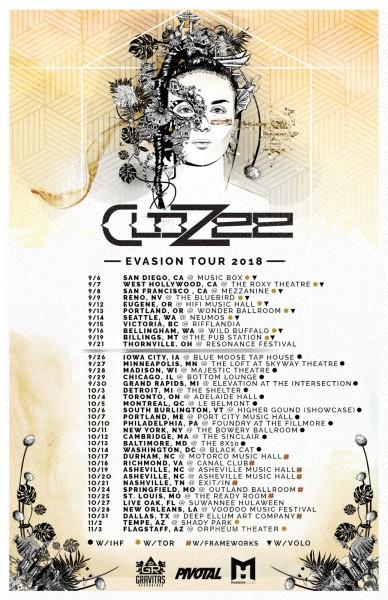 2018-Clozee-Evasion-Tour