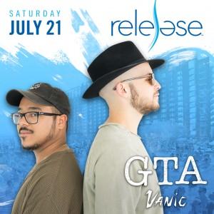 GTA + Vanic on 07/21/18