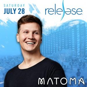 Matoma on 07/28/18