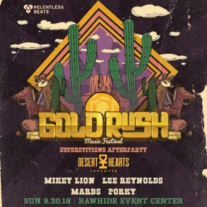 Goldrush 2018 Superstitions Afterparty (Day 2) on 10/01/18