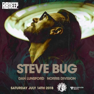 Steve Bug on 07/14/18