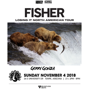 Fisher on 11/04/18