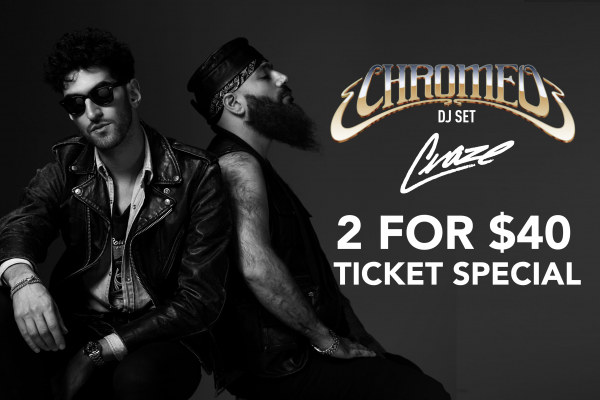 Chromeo2forSpecial