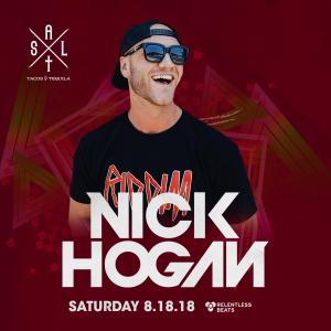 Nick Hogan on 08/18/18