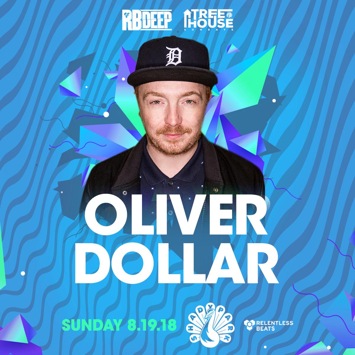 Flyer for Oliver Dollar