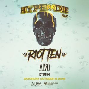 Riot Ten on 10/06/18