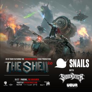 Snails on 10/27/18