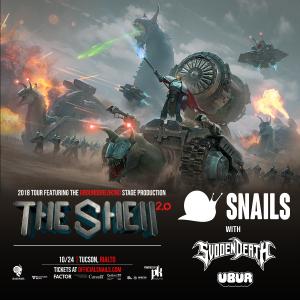 Snails on 10/24/18