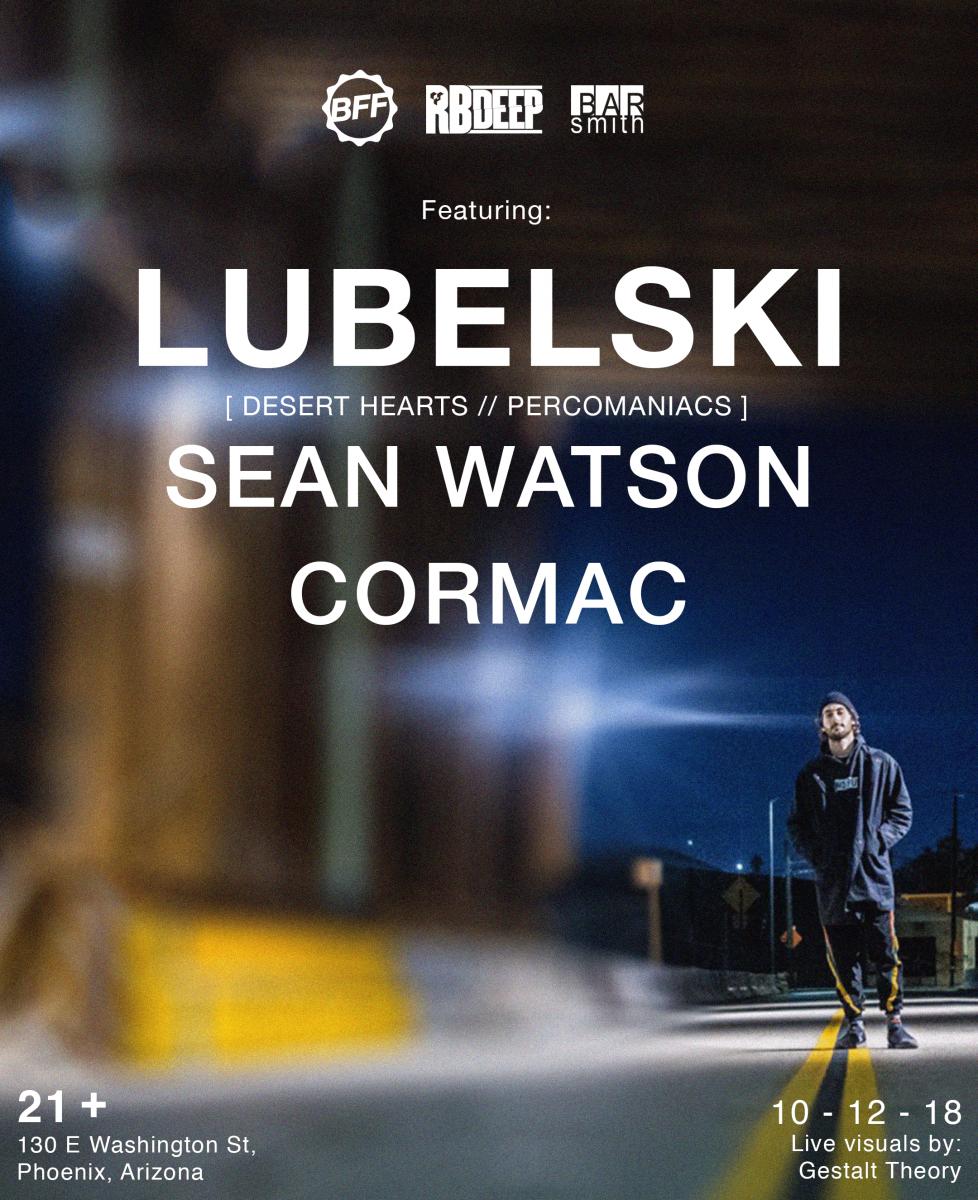 Flyer for Lubelski