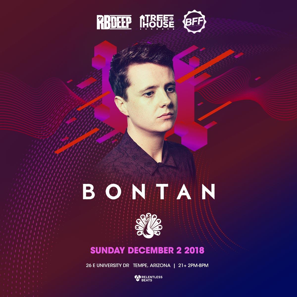 Flyer for Bontan