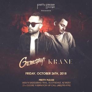 Grandtheft x Krane on 10/26/18