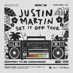 Justin Martin on 11/18/18