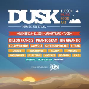 Dusk 2018 on 11/10/18