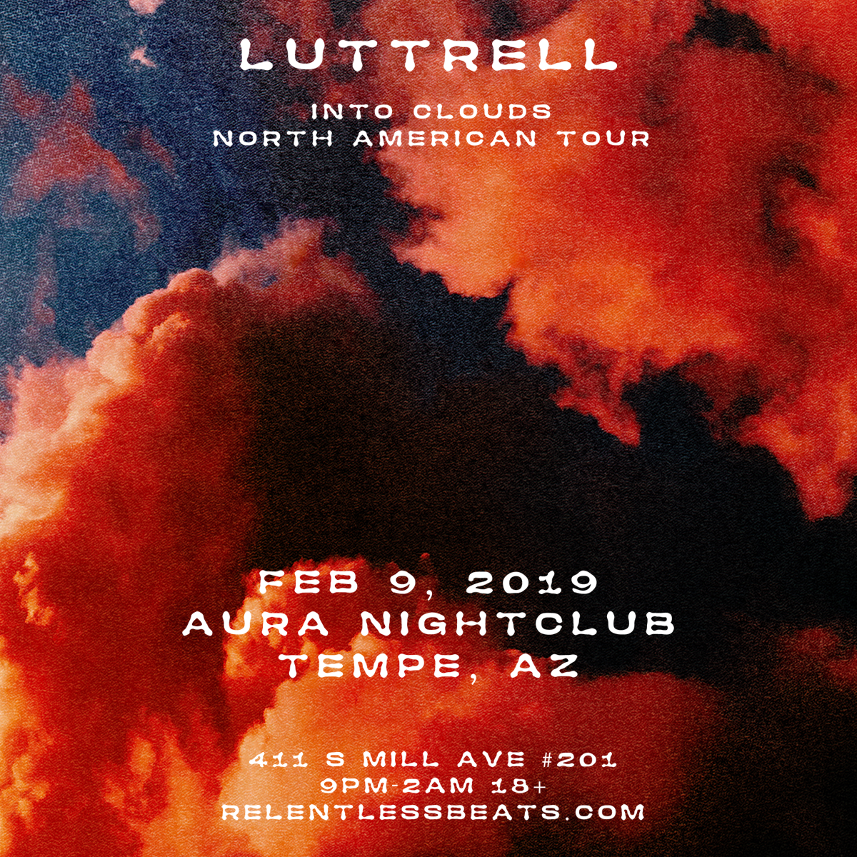 Flyer for Luttrell