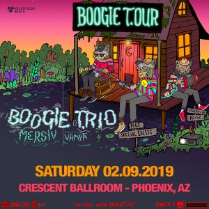 BOOGIE T.RIO on 02/09/19