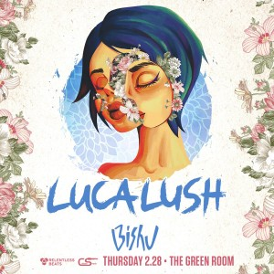 Luca Lush on 02/28/19