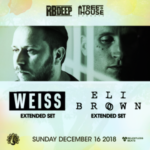 Weiss & Eli Brown (Extended Sets) on 12/16/18