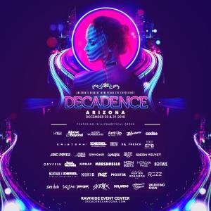 Decadence Arizona 2018 on 12/30/18