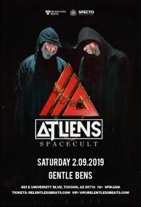 ATLiens on 02/09/19